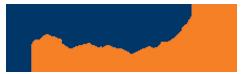 Infopeople logo with orange arrow