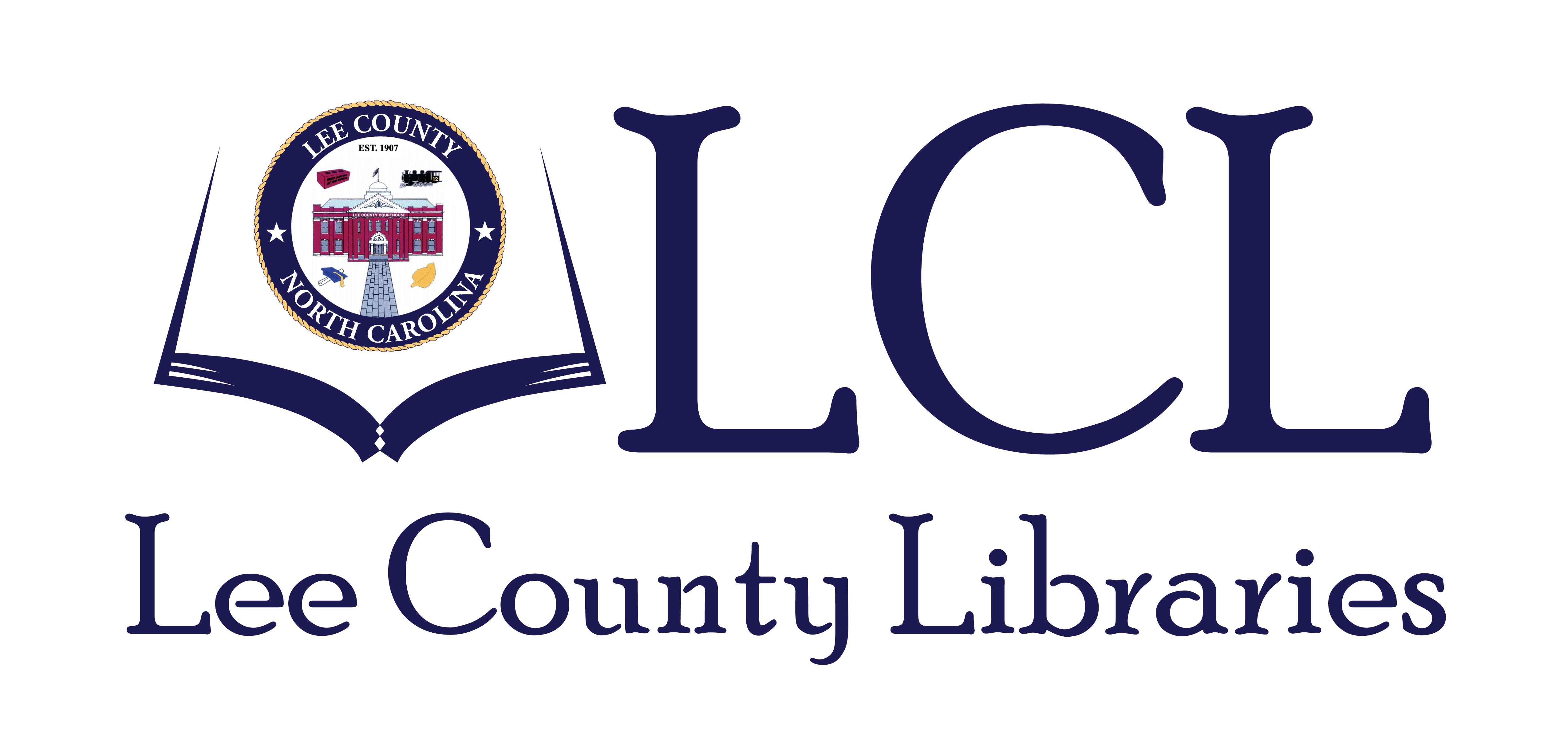 Lee County Libraries Logo