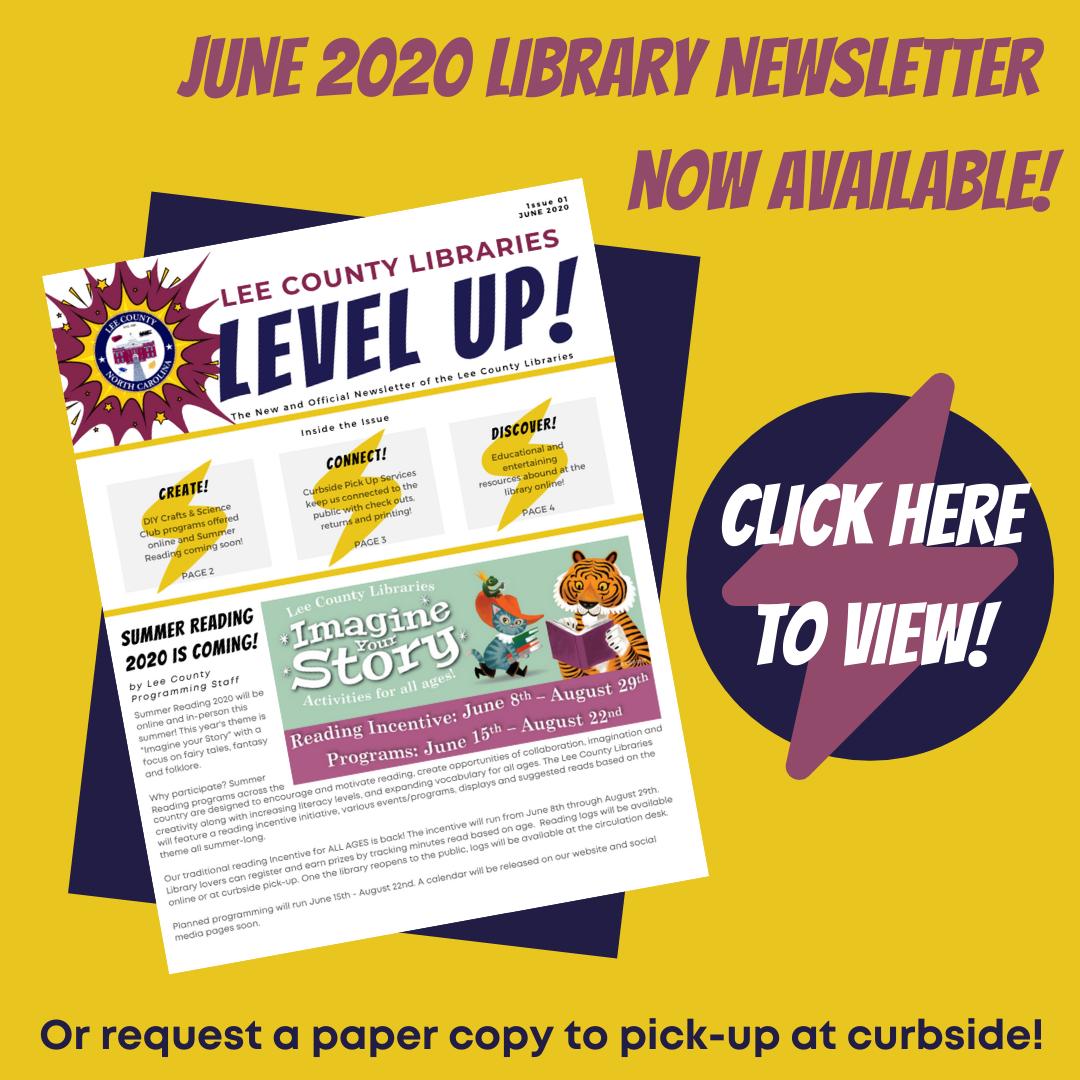 June2020 Newsletter