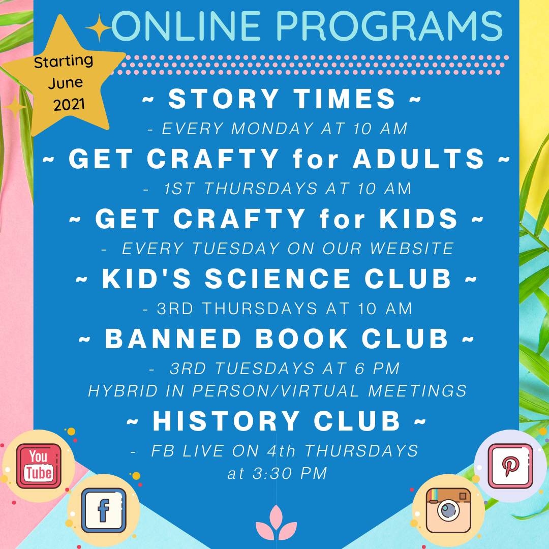 more programs available!