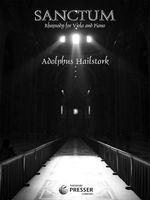 Score cover for Sanctum: Rhapsody for Viola and Piano