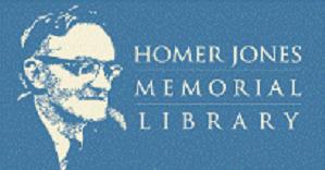 Homer Jones Memorial Library