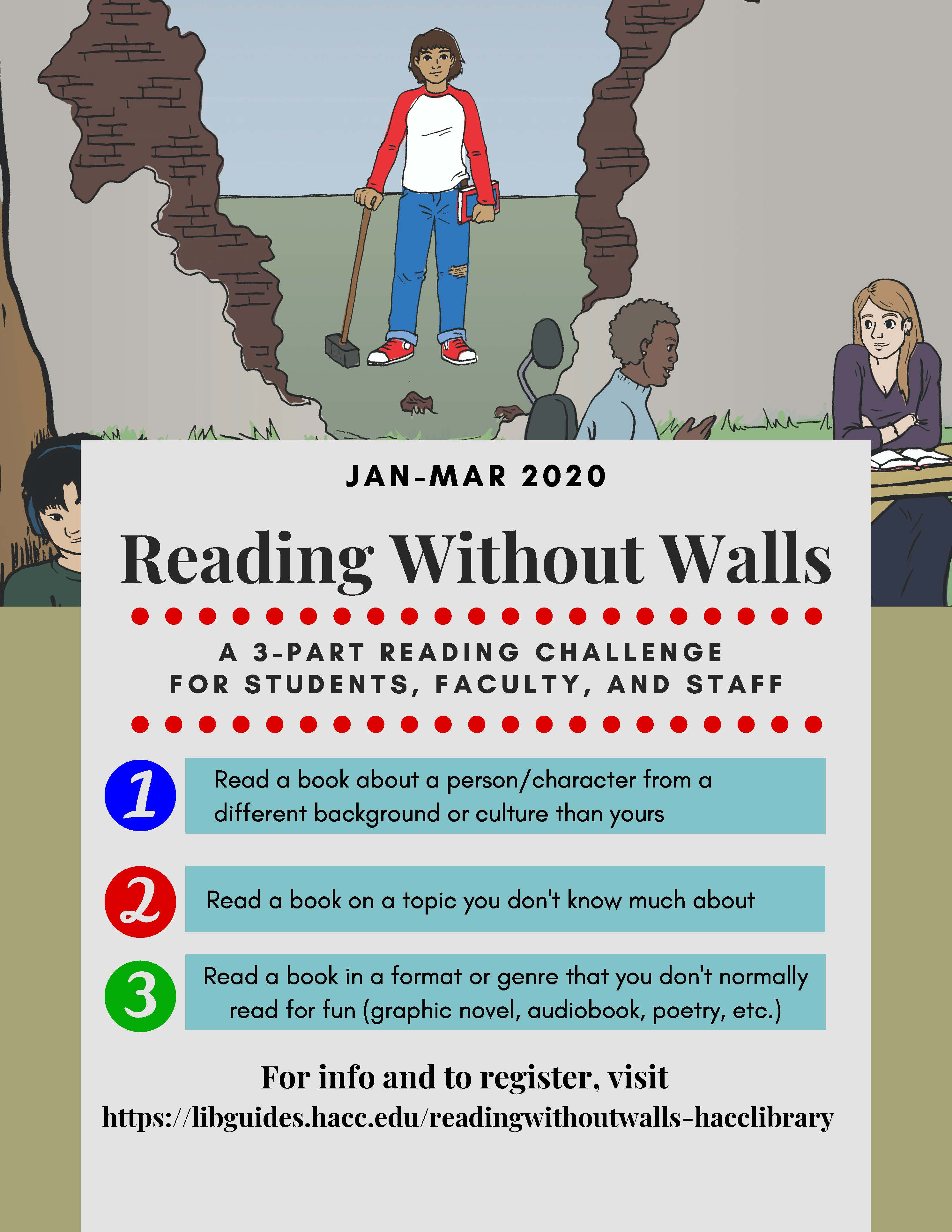 reading without walls image