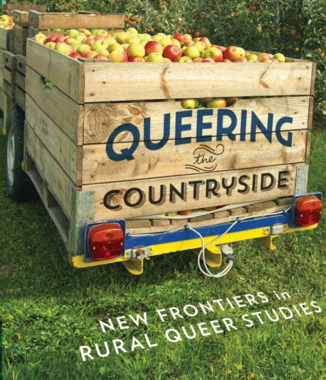 Book Cover for Queering the Countryside