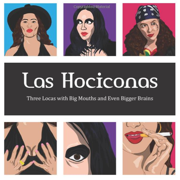 Book Cover for Las Hociconas