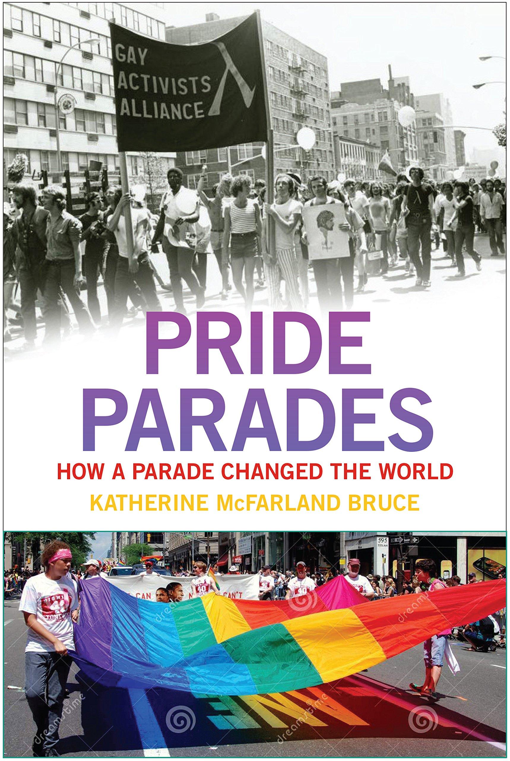 Book Cover for Pride Parades