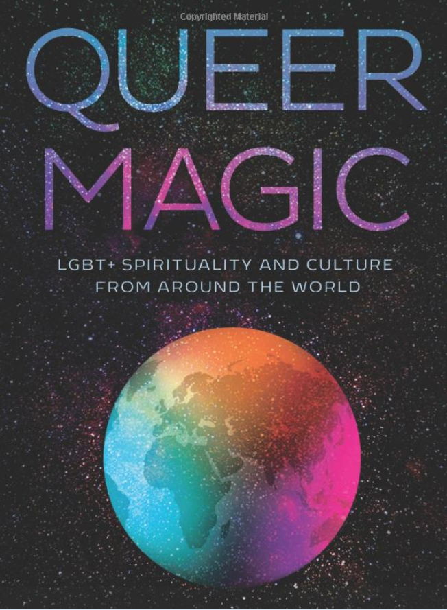 Book Cover for Queer Magic