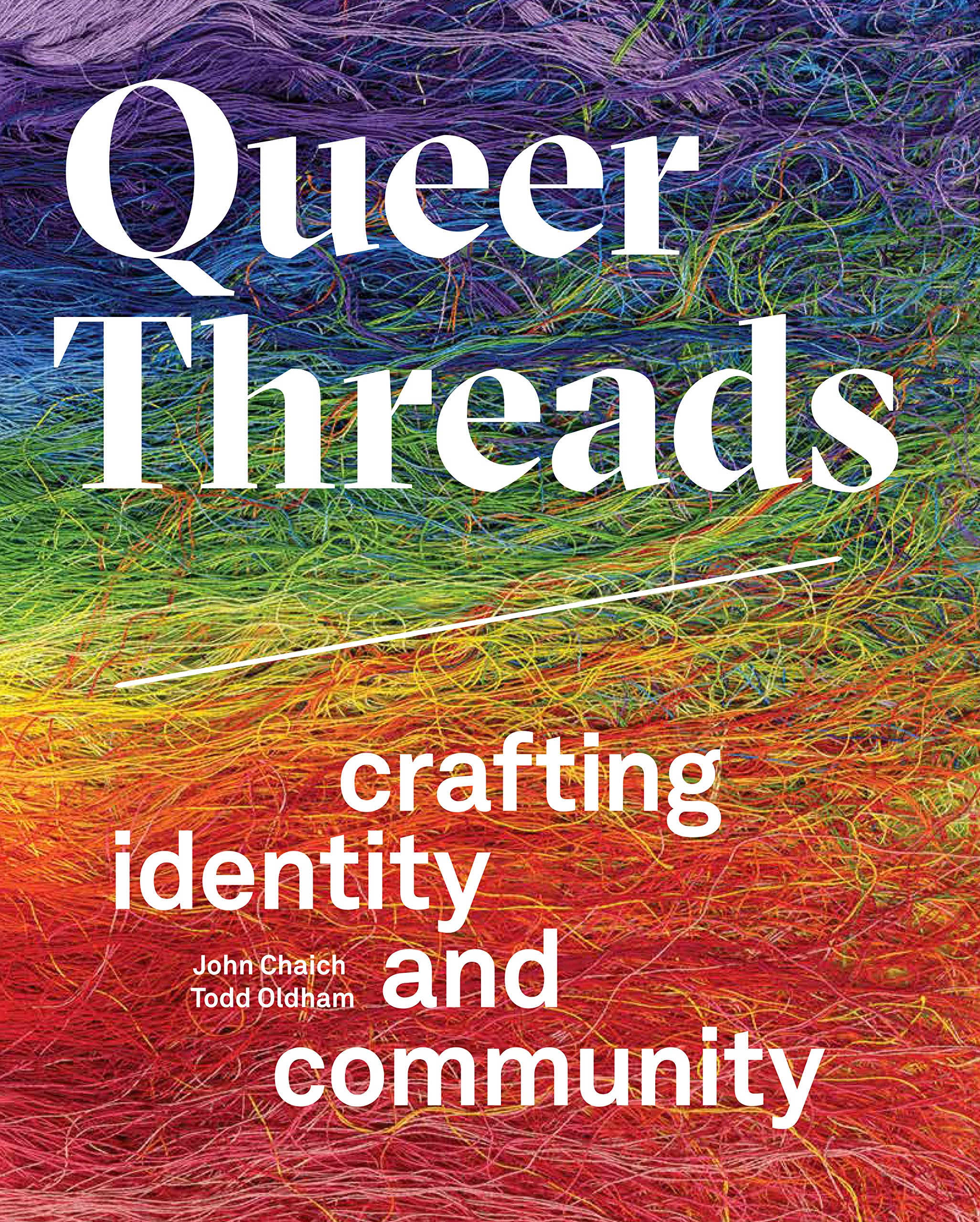 Book Cover for Queer Threads