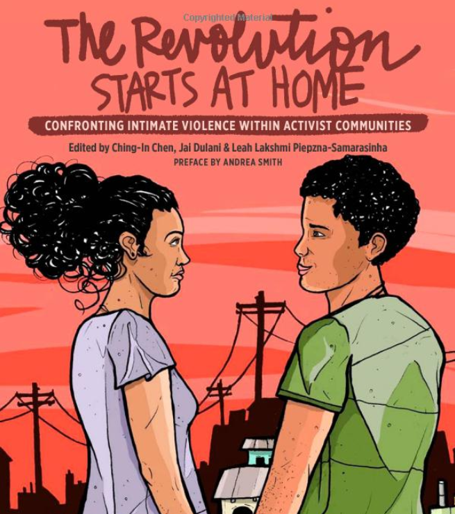 Book Cover for The Revolution Starts at Home