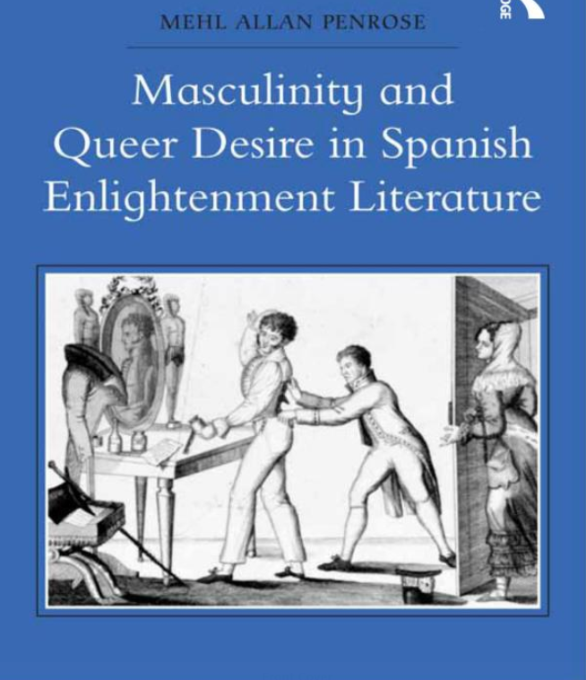 Book Cover for Masculinity and Queer Desire
