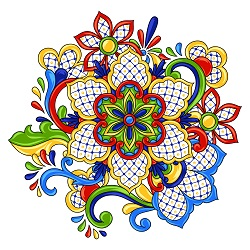 Mexican traditional decorative object