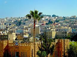 Buildings in Amman, Jordan