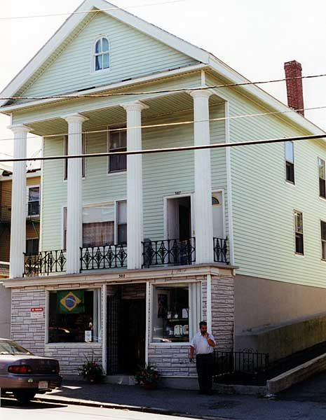 Picture of 503 Central Street.