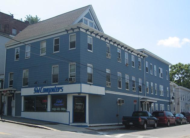 Photograph of 163 East Merrimack Street