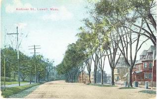 Andover Street Lowell, Ma