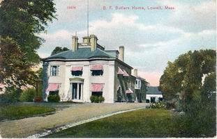 B. F. Butler Residence