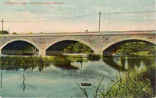 Concord River Bridge