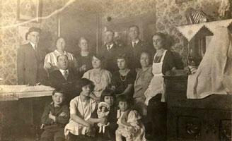 Desrosiers Family