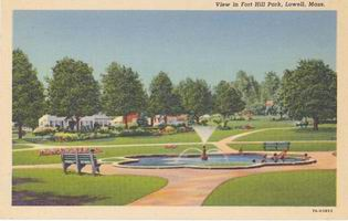 Fort Hill Park