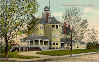 Highland Club House