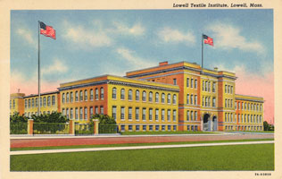Lowell Tech School