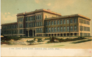 Lowell Textile School