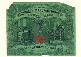 Merrimack Manufacturing Company