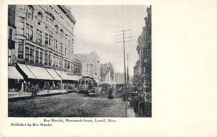Merrimack Street