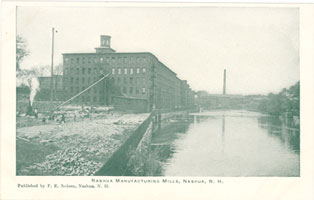 Nashua Manufacturing Company Nh