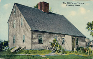 The Old Parker Traven Reading, Ma