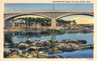 Pawtucket Bridge