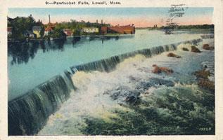 Pawtucket Falls