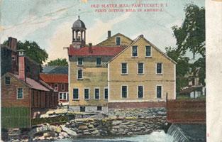 Slater Mill Company Pawtucket, RI