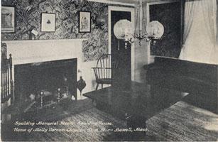 Spalding House