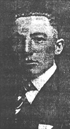 Picture of Louis G Stoloff from 1924