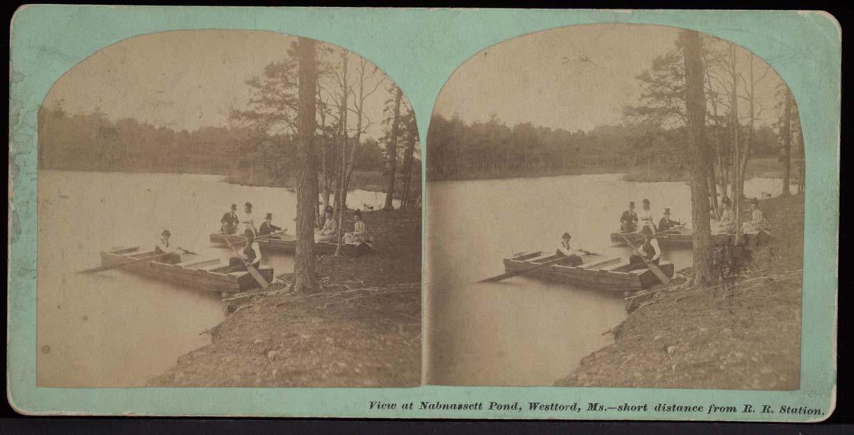 Nabnasett Lake Park (Westford, MA)