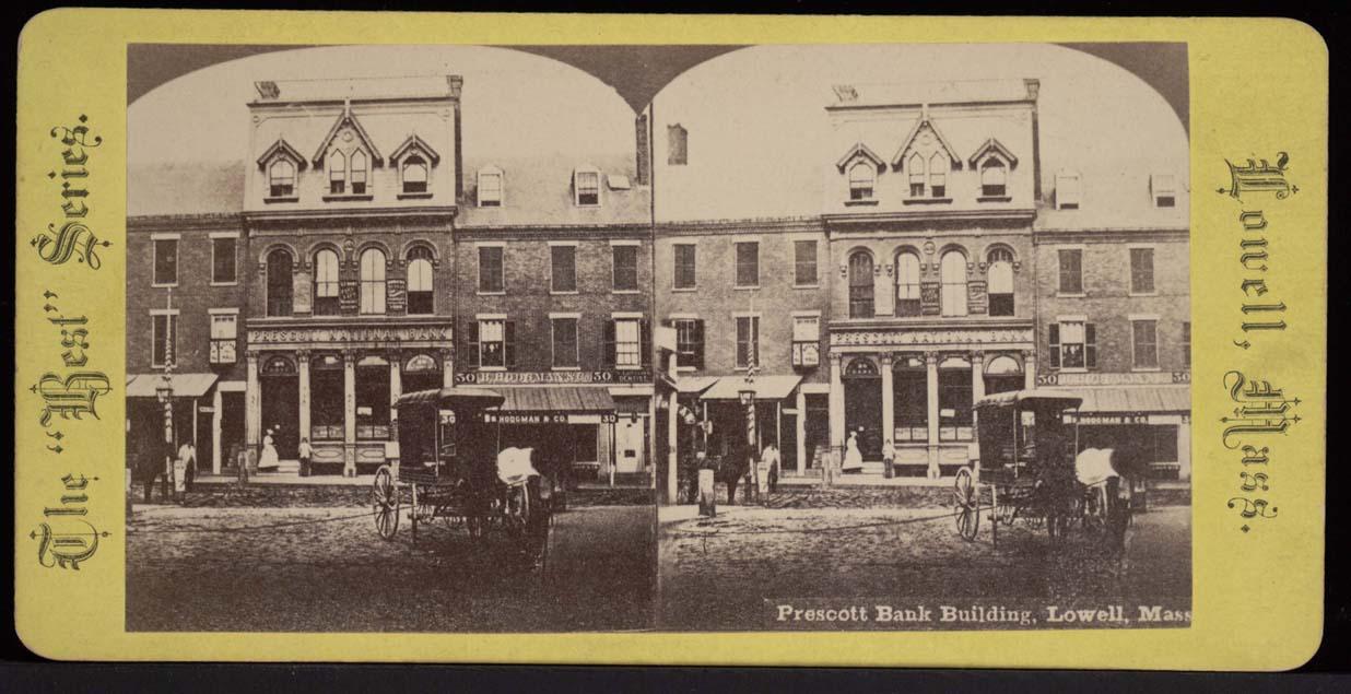 Prescott Bank Building
