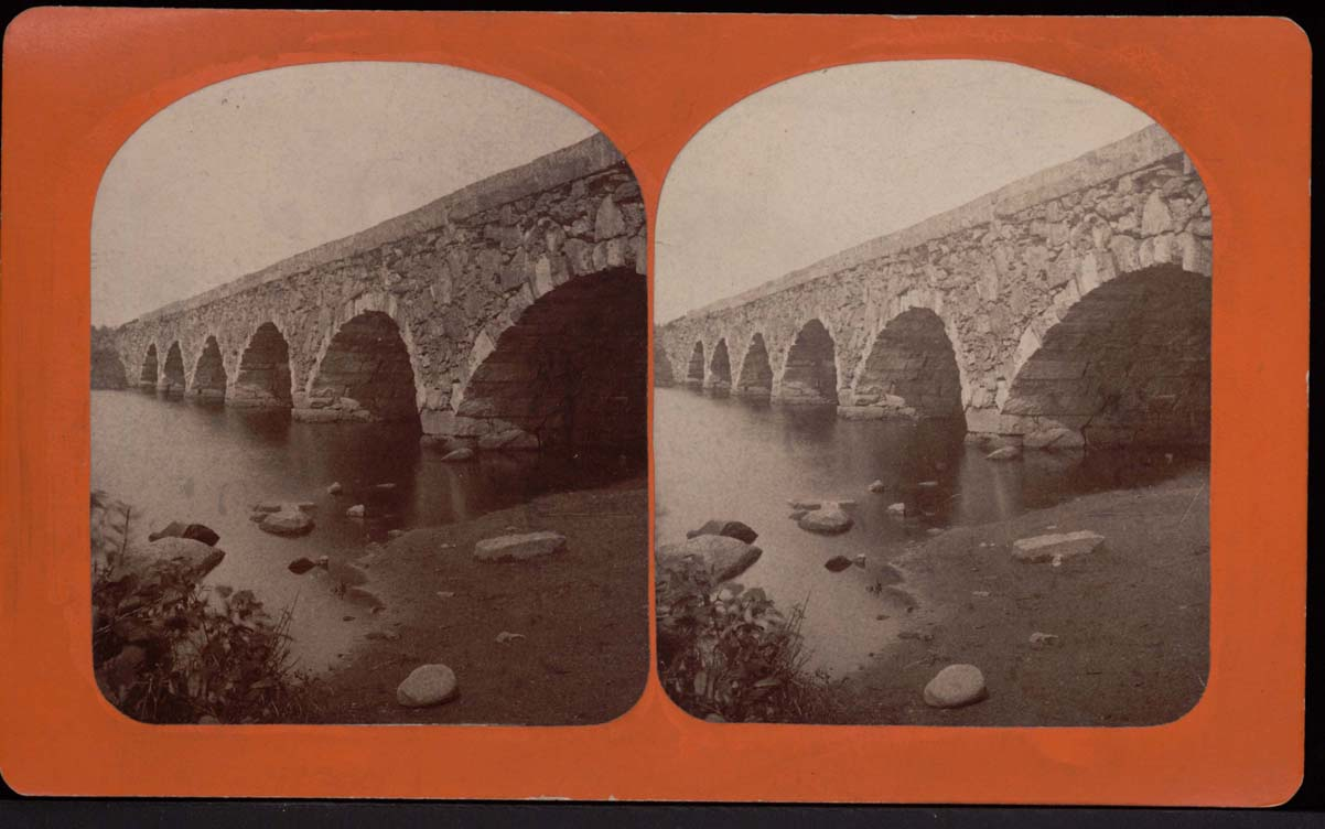 Six Arch Bridge  (Concord River)