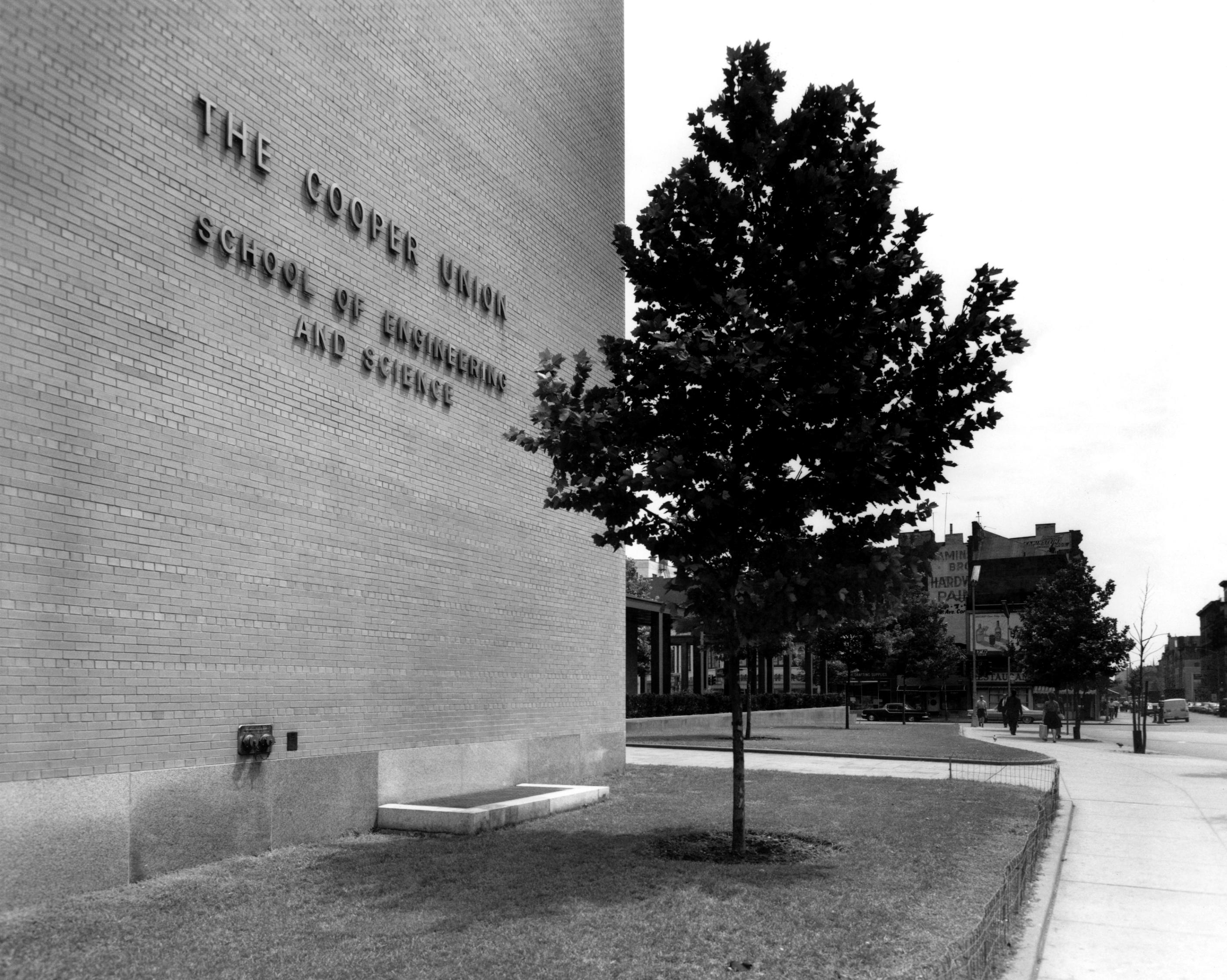 Cooper Engineering building