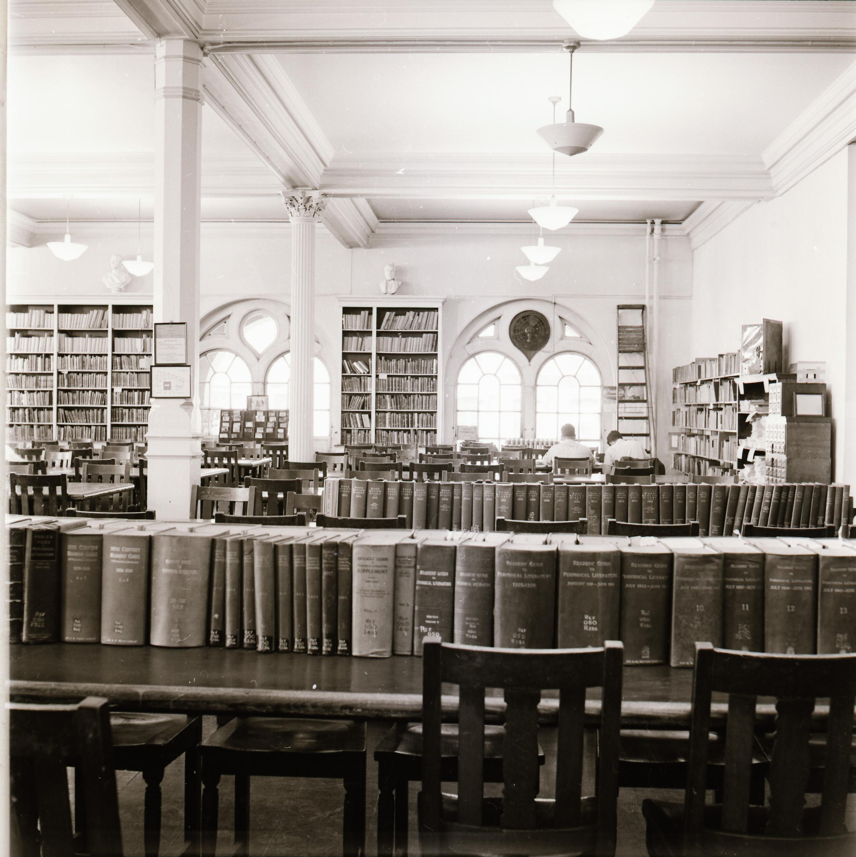 Cooper Union Library