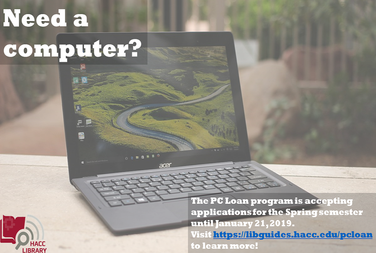 PC Loan advertisement image