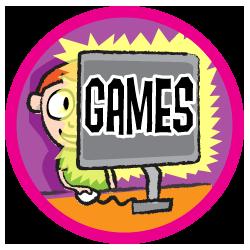 Games at PPLD Kids