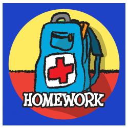 Homework at PPLD Kids