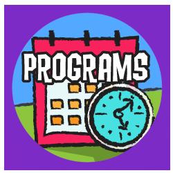 Programs at PPLD Kids