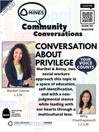 Community Conversations - Spring Event 1