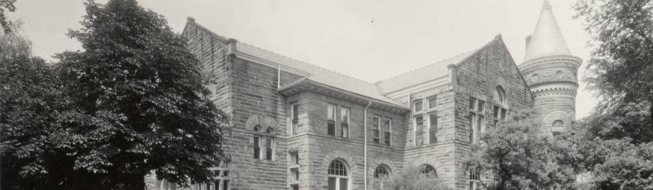 Ohio Hospital for Epileptics, East Hall