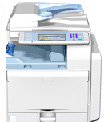 Image of Ricoh Color Printer