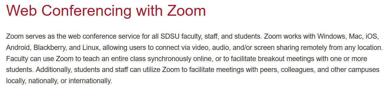 https://its.sdsu.edu/web-conferencing/