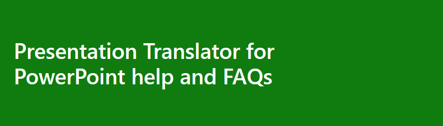 https://www.microsoft.com/en-us/translator/help/presentation-translator/