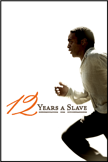 12 Years a Slave dvd cover